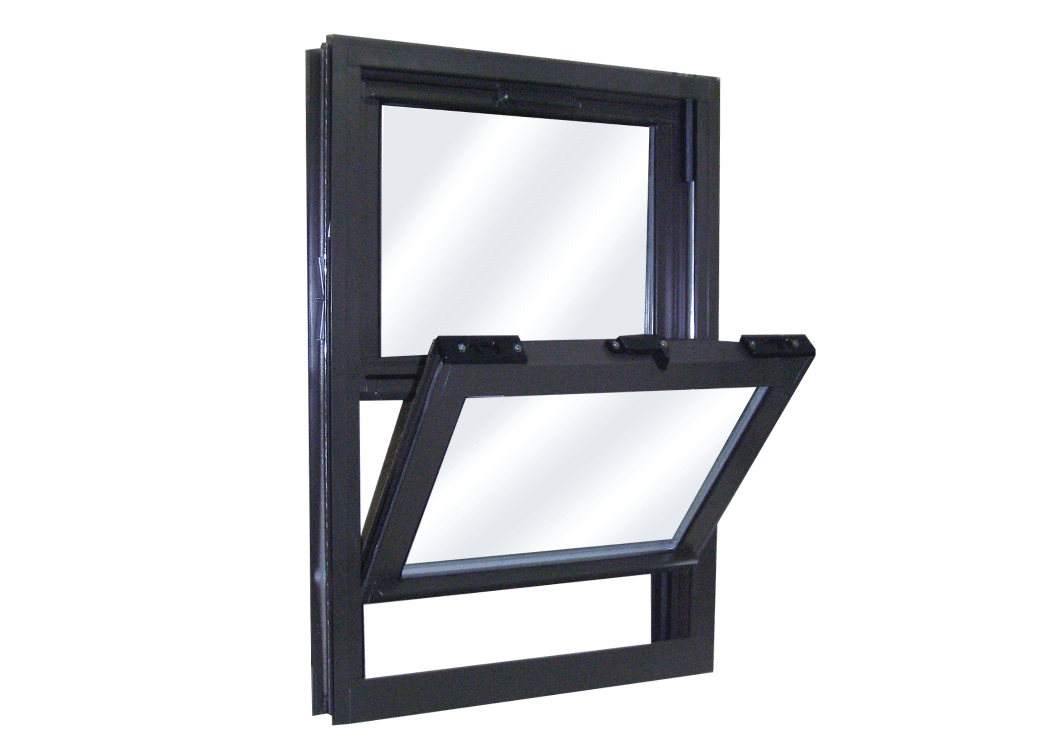 4000 Series Double Hung : Series a aluminum thermal break double hung tilt