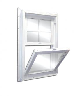 Vinyl Double Hung Window