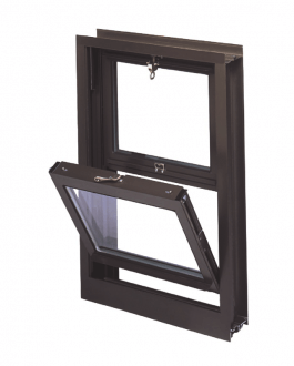 Series 6000 aluminum double hung