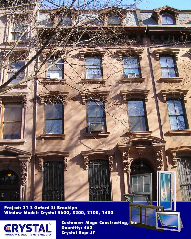 21 South Oxford Street, Brooklyn