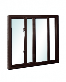Series 2300 Aluminum Thermal-Break Sliding Windows