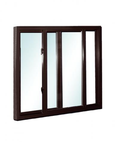Series 2300 Aluminum Thermal-Break Sliding Windows