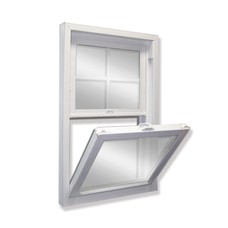Single Hung Windows Autocad : Series r vinyl fully welded replacement single hung