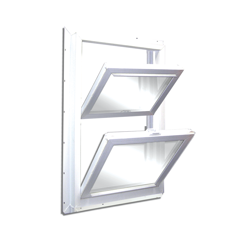 Series 400 Vinyl Fully Welded New Construction Double Hung