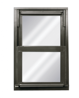 Series 5000 Double-Hung Tilt Windows