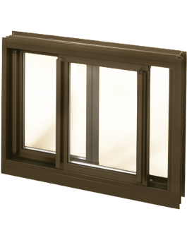Series 6200 Heavy Commercial / Architectural Aluminum Thermal-Break Sliding Windows