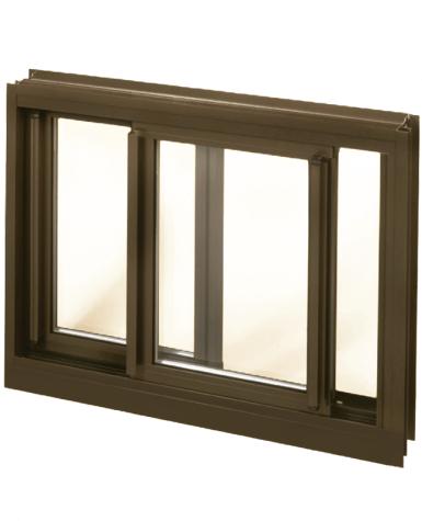 Series 6200 Heavy Commercial / Architectural Aluminum Thermal-Break Sliding Windows