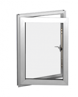 Series 8500 Heavy Commercial / Architectural Aluminum Thermal-Break Casement Windows