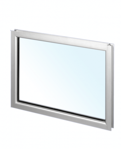 Series 8510 Heavy Commercial / Architectural Aluminum Thermal-Break Casement Windows